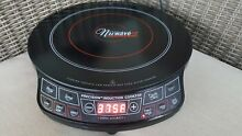 NUWAVE Precision Induction PORTABLE COOKTOP 2  Mod 30153