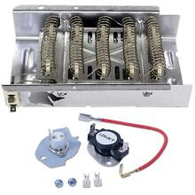 Siwdoy 279838 Dryer Heating Element and 279816 Thermostat Kit for Whirlpool