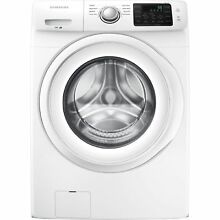Samsung WF42H5000AW  Front Load Washing Machine   White NEW