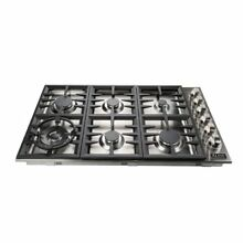 ZLINE 36 in  Dropin Cooktop with 6 Gas Burners  RC36