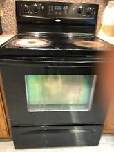 Whirlpool 30 Inch   4 8 Cu Ft  Free Standing Electric Range Stainless WFE320M0ES