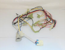 GE Microwave Oven   Main Wire Harness  Part  WB18X10367   P2765