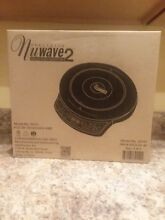 NuWave 2 Precision Induction Cooktop 30151 Black New In Box Never Used