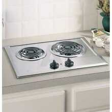 GE 21 inch Built in Electric Cooktop