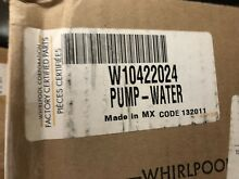 W10515401 Whirlpool Washer Pump Water BRAND NEW