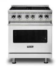 Viking VIR5304BSS 5 Series 30 Inch Induction Electric Freestanding Range
