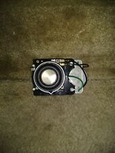 Maytag Whirlpool Washer Timer Assembly 207379  2 07379  3069
