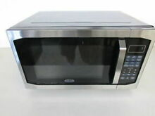 Chef s Mark 1 6 Cu Ft 1100 Watt Microwave Oven   Silver
