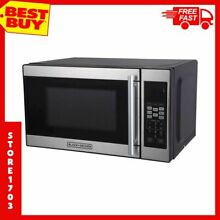 Black   Decker EM720CPN P 700W Microwave   0 7 cu ft   Black