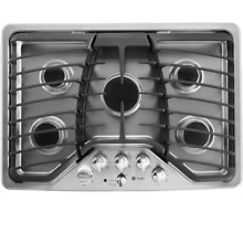 GE Profile PGP953SETSS Series 30  Built In Gas Cooktop
