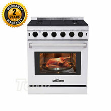 Thor Kitchen 30  LRG3001U Stainless Steel Gas Range Oven 5 Burner Cooking Hot