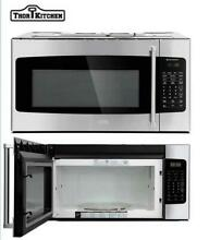 1000W Thor 30 inch 1 7 cu  ft Over the Range Microwave With Sensor Cooking