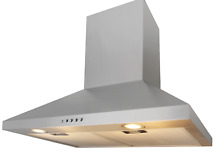 Lycan 30  Stainless Steel Wall Mount Range Hood Kitchen Mesh Stove Vent Fan