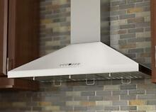 ZLINE 48  STAINLESS STEEL KITCHEN RANGE HOOD w BAFFLE FILTERS KL2 48