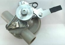 Washer Pump 2 Hose Belt Drive for Whirlpool  Sears  AP3138954  PS347731  350365