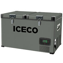 ICECO VL60 12v Portable Freezer Fridge Outdoor Cooler 60L Compact Refrigerator