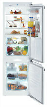 Liebherr HCB 1060 Integrable fridge freezer with BioFresh   NoFrost Panel Ready