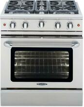Capital MCR304 Precision Series 30 Inch Gas Freestanding Range Liquid Propane