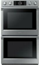 Samsung NV51K7770DS AA 30  Stainless Double Electric Wall Oven