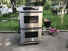 Thermador Double Wall Oven Model SCD302TS Works Excellent In C T