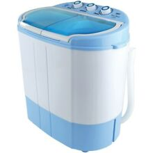 New Pyle Home PUCWM22 Compact and Portable Washer and Spin Dryer