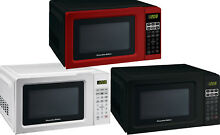 Microwave Oven Digital Compact Countertop  7 cu  ft  Proctor Silex