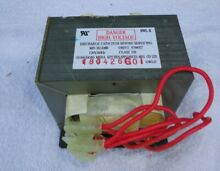 5304509476 Genuine Frigidaire Microwave Transformer OVER THE RANGE