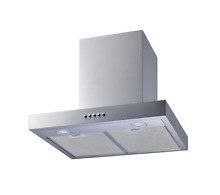 Winflo O W104C30 30  Convertible Stain Less Steel Wall Mount Silver Range Hoods