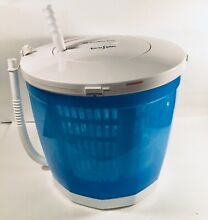 Avalon Bay Echo Spin Counter Top Portable Manual Clothes Laundry Washer