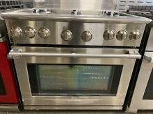 Electrolux ICON Professional E36DF76GPS 36 Inch Pro Style Dual Fuel Range