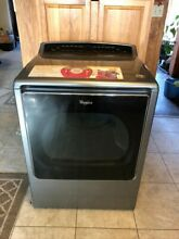 Barely Used Whirlpool Dryer 8 8 CU FT   400 ENERGY STAR Model  WED8500C