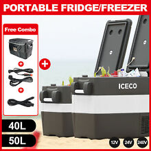 JP Series Portable Freezer Fridge With Danfoss Compressor Free Bag For Camping