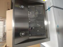 Thermador HMWB30FS 30  Stainless Steel Canopy Wall Mount Range Hood NOB455