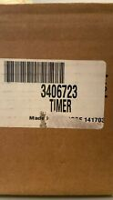 3406723   Kenmore Washer Dryer Combo Timer