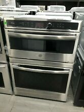 GE PT7800SHSS Profile 30  Built In Combination Convection Microwave