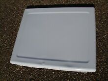Kenmore Samsung Dryer White Top Panel Cover DC97 12878X 402 89032012