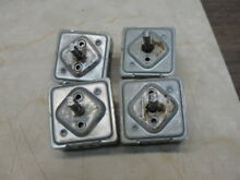 Jenn Air H Shaft Switches     INF   240P   998   203650   SET OF 4