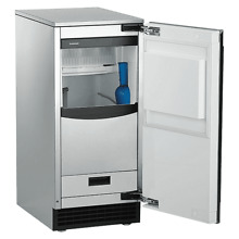 Scotsman SCCG30MA1SU 15  Undercounter Icemaker 26 lbs  Ice Storage  Panel Ready