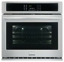 Frigidaire FGEW3065PF Gallery 30  Built In Single Electric Convection Wall Oven