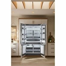 Samsung Chef Collection BRF425200AP French Door Refrigerator  Panel Ready