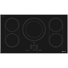 JennAir Euro Style Series JIC4536XS 36 Inch Induction Cooktop with 5 Elements