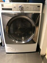 Kenmore Elite Front Load Washer 41682  4 5 cu  ft  white