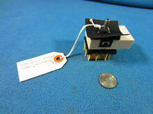 Whirlpool OEM Oven  Range Parts  Infinite Switch W10437097