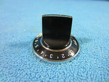 Jenn Air  Whirlpool OEM Range  Oven Parts Top Burner Knob 12200034