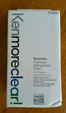 NEW Genuine Kenmore 9890 Replacement Refrigerator Water Filter
