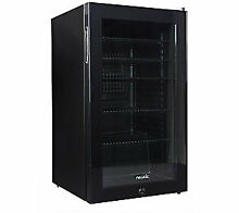 NewAir   126 Can Beverage Cooler   Black