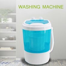 Portable Washing Machine 9 9lbs Compact Mini Washer Durable for Dorms RV Camping