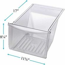 240337103 Crisper Drawer For Frigidaire Refrigerator