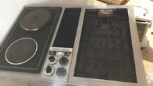 Jenn air electric Stove Top  Good Condition