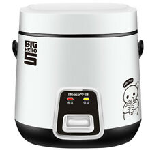 Mini Rice Cooker Household 1 2 People Dormitory Cooking Multifunctional Huaco
